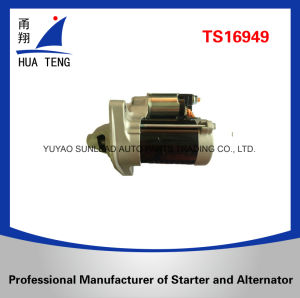 12V 1.6kw Denso Starter for Toyota Motor Lester 10918 pictures & photos