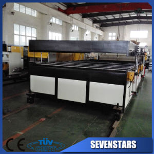 PP PE Hollow Sheet Extrusion Machines / PC Sunshine Hollow Sheet Machines pictures & photos