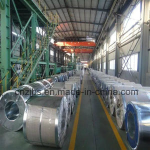 Dx51d China Steel Factory Hot Dipped Galvanized Coil Cold Rolled Steel Prices Gi Coil pictures & photos