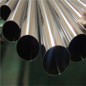 Wholesale Metal Round Welded Stainless Steel Pipe 201 304 316 Grade pictures & photos