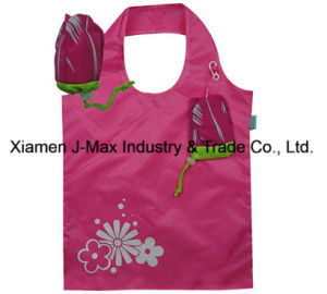 Foldable Gifts Shopping Bag Flowers Tuip Style, Tote Bags, Reusable, Lightweight, Grocery Bags and Handy, Promotion, Accessories & Decoration pictures & photos