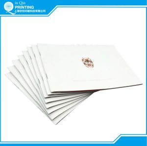 A5 Art Paper Customized Brochure Printing pictures & photos
