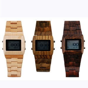 Handmade Natural Wood Watch Promotional Gift Watch pictures & photos