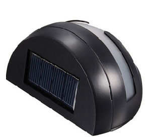 Good Quality Waterproof IP65 Solar LED Wall Light with CE RoHS pictures & photos