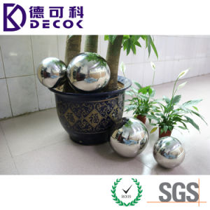 60mm 80mm 120mm 150mm 201 304 Stainless Steel Hollow Ball pictures & photos