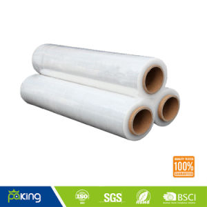23mic Big Roll Transparent Stretch Film with Low Price pictures & photos
