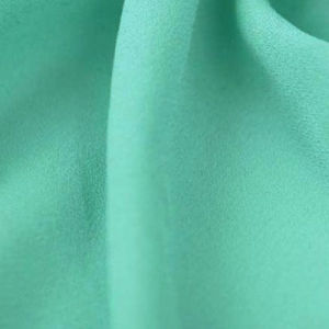 Woven Solid Soft 100% Polyester Plain Weave Fabric pictures & photos