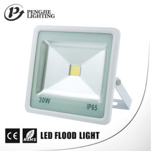 Die-Casting Aluminium Housing Corrosion Resistant 30W LED Flood Lamps pictures & photos
