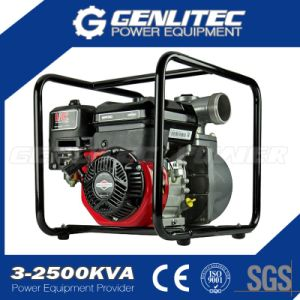 Gasoline Water Pump with Briggs Stratton Engine/Motor pictures & photos