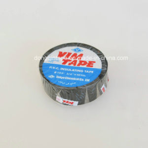 Osaka Vini Vim PVC Insulation Adhesive Tape with Strong Adhesive for Electrical Protection pictures & photos