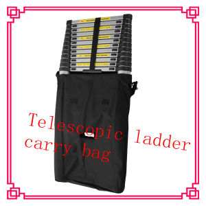Cheapest Straight Ladder Aluminium, Ladder Telescopic with Carry Bag pictures & photos