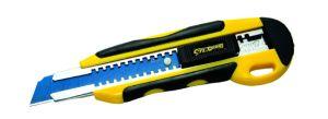 Hot Seller 18mm Japan Sk2 Black Blade Plastic Knife for Hardware pictures & photos