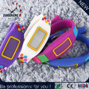 Smooth Silicone LED Watch Many Colour, Touch Screen Digital Watches pictures & photos