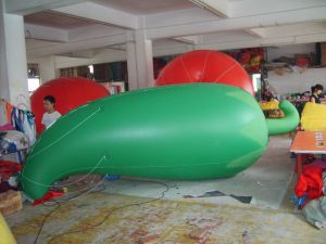Inflatable Helium Vegetable Pepper Eggplant Tomato Cabbage Flying Balloon pictures & photos