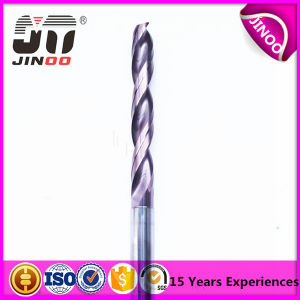 CNC Tungsten Carbide Drill Bits Solid Carbide Drill Bit pictures & photos