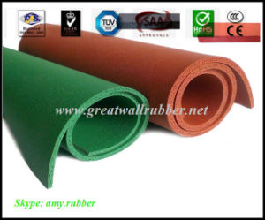 Water Proof Anti-Slip Sponge Rubber Sheet Roll, Colorful Foam Mat pictures & photos