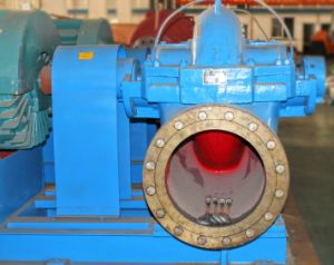 Ots Series Double-Suction Axial Split Volute Casing Refinery Industry Centrifugal Pump pictures & photos