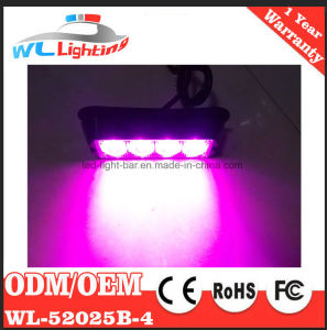 4 LED Purple Surface Mount LED Light pictures & photos