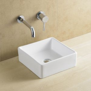 Square High Quality Washhand Basin 8006 pictures & photos
