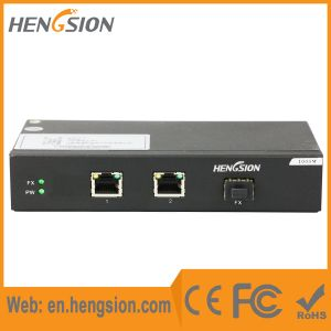 2 Gigabit Tx and 1 Gigabit Ethernet Access Network Switch pictures & photos