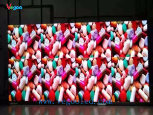 High Definition Video P4 Indoor Full Color LED Display Screen pictures & photos