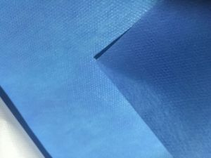 SMS PP Spunbond Non Woven Fabric Material Coated PE Film pictures & photos