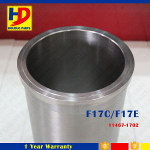 Sale by Bulk Cylinder Liner F17c for Hino (11467-1702) pictures & photos