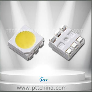 Nature White 5050 SMD LED, 4000-4500k, 24-26lm, Lm80 Approved, Epistar Chips pictures & photos