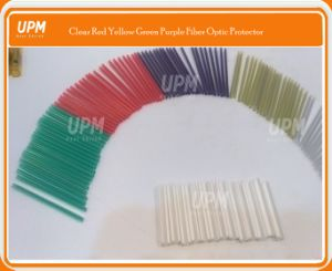 Clear Green Yellow Red Purple Color Fiber Optic Steel Rod Protector pictures & photos