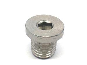DIN908 Oil Plugs Hexagon Socket Screw pictures & photos
