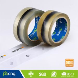 Low Noise BOPP Printed Tape 50mm X 66 Meters pictures & photos