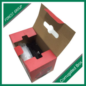 3ply 5ply Recycle Apple Fruit Carton Box with Logo pictures & photos