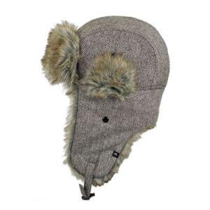 Herringbone Trapper Hat pictures & photos