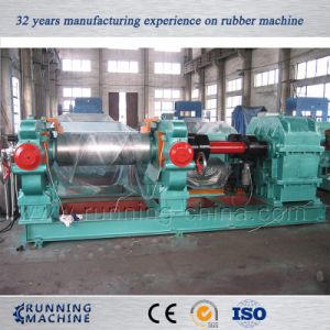 Two Roll Mill, Open Mixing Mill for Mixing EVA pictures & photos