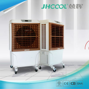 Room Water Cooling Fan Mini Evaporative Portable Air Cooler for Office (JH801) pictures & photos
