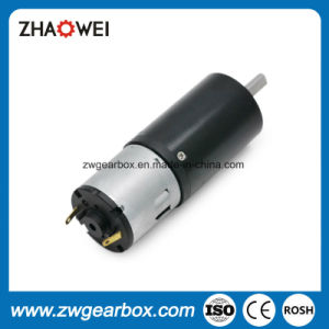 28mm 24V Reduction DC Gear Motor for Window Blinds pictures & photos