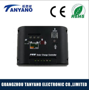 Waterproof PWM 5A 10A 20A 30A Solar Charger Controller pictures & photos