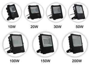 IP65 Outdoor 100W 150W 200W LED Flood Light Ce RoHS Approved Waterproof, High Lumens, Reliable Quality, Park Landscape Lighting Hotel Lighting, Outdoor Light pictures & photos