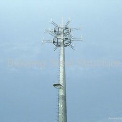 Monopole Tower or Single Tube Tower pictures & photos