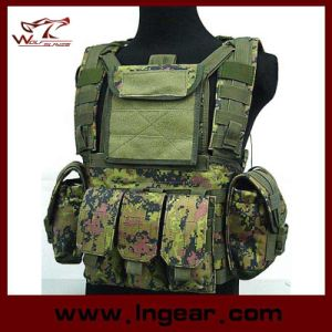 Airsoft Tactical Paintball Combat Canteen Hydration Safety Rrv Military Vest pictures & photos