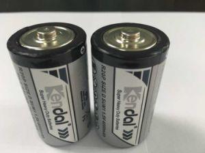 Carbon Zinc R20 D Battery pictures & photos