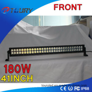 Epistar! 180W 41inch Flood Spot Beam IP68 LED Light Bar pictures & photos