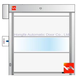 Automatic Industrial Rapid Rolling Door pictures & photos