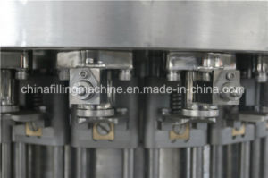 Carbonated Water Filling and Sealing Machine with Ce Certificate pictures & photos
