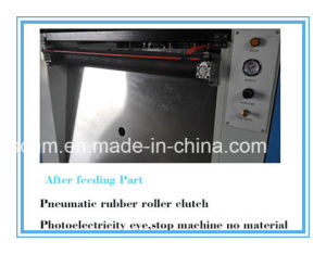 Leather, PVC, Corrugated, Paper Die Cutting Machine pictures & photos
