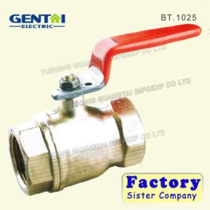 High Quality Brass Ball Valve with Long Handle pictures & photos