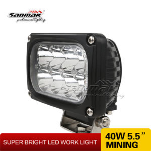 40W LED Work Lamp 5.5′′ LED Super Bright Working Lamp pictures & photos