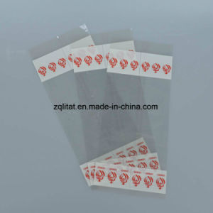 BOPP Square Side Gusset Poly Plastic Bag pictures & photos