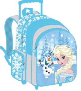"18"" Back to School Trolley Bag pictures & photos"