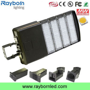 Outdoor IP65 Meanwell Shoe Box 200 Watt LED Street Light pictures & photos